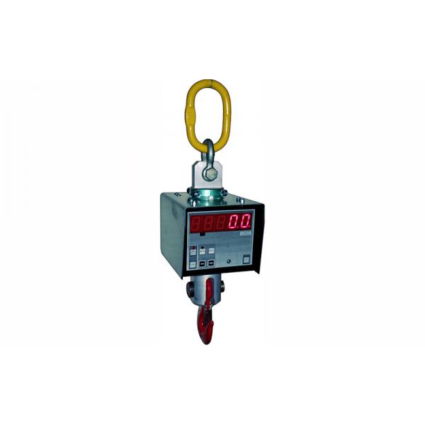 Крановые весы Век-1М до 1000 кг с точностью 500 г (540 мм) с радиомодулями РМ-03 и РМ-05