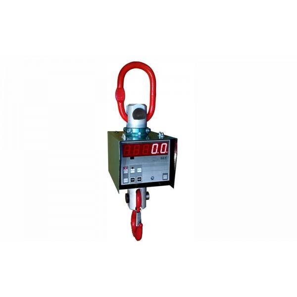 Крановые весы для пищевой промышленности Век-2М до 2 т с точностью 1000 г (180 мм) с радиомодулями РМ-03 и РМ-05