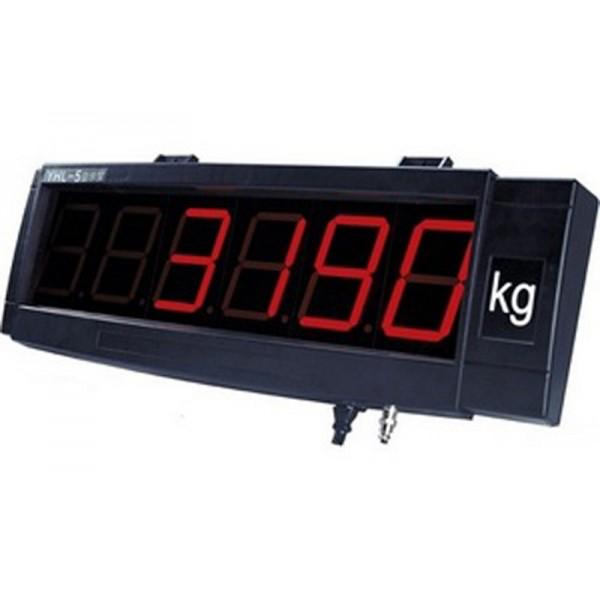 Выносной модуль индикации YHL-5S для весов бюджетной комплектации