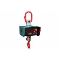 Крановые однодиапазонные весы  Век-5К до 5 т с точностью 2000 г (570 мм) с радиомодулями РМ-03 и РМ-05