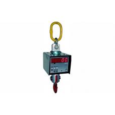 Малогабаритные крановые весы (с радиомодулем РМ-06) Век-0,5М до 500 кг с точностью 200 г (да 160 мм)