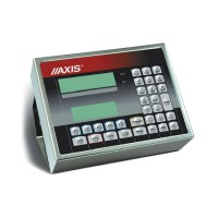 Весовой индикатор Axis SE-12/N/2xLCD для всех весов на тензодатчиках