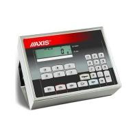 Весовой индикатор для весов на тензометрических датчиках Axis SE-02/N/LCD