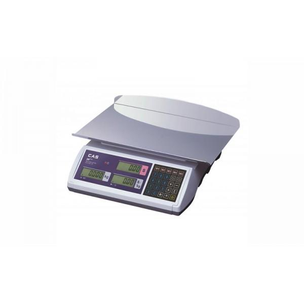 Весы торговые CAS ER Plus E (LT) до 15 кг; без стойки
