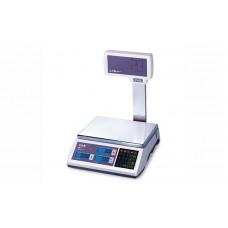 Весы торговые CAS ER Plus EU (RS-232) до 6 кг; со стойкой
