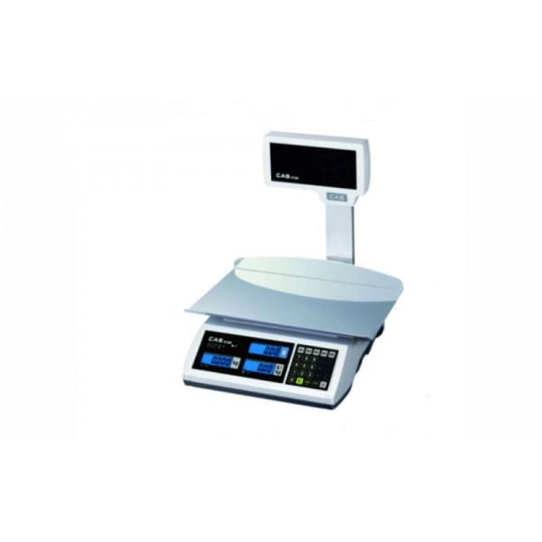 Весы торговые CAS ER Plus EU (LT) до 6 кг; со стойкой