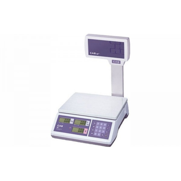 Весы торговые CAS ER JR CBU до 15 кг
