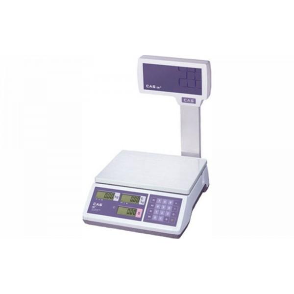 Весы торговые CAS ER JR CBU RS до 15 кг
