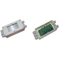 Соединительная коробка с подстроечными резисторами JB-4 для 4 датчиков (для весов 4BDU бюджет, практичных, стандарт)