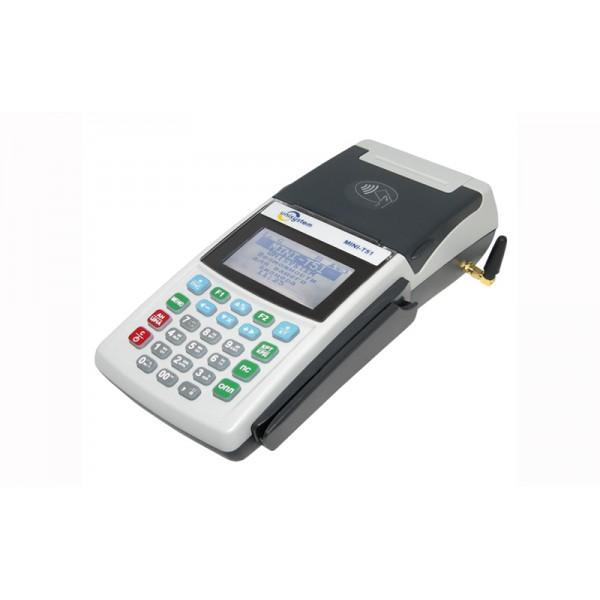 Портативный кассовый аппарат UNISYSTEM MINI-T51.01 EGMR с КСЕФ (E - Ethernet, G - встроенный GSM модем, M - встроенный считыватель магнитных карт, R - RFID считыватель)