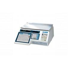 Весы торговые CAS LP в. 1.6 (RS-232) до 15 кг; с термопечатью, без стойки