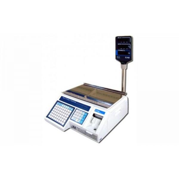 Весы торговые с печатью этикеток CAS LP-15R (в. 1.6) Ethernet