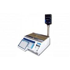 Весы торговые CAS LP в. 1.6 (Ethernet) до 30 кг; с термопечатью, со стойкой