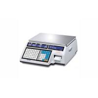 Весы торговые CAS CL5000J-IB до 30 кг, с печатью этикеток, без стойки