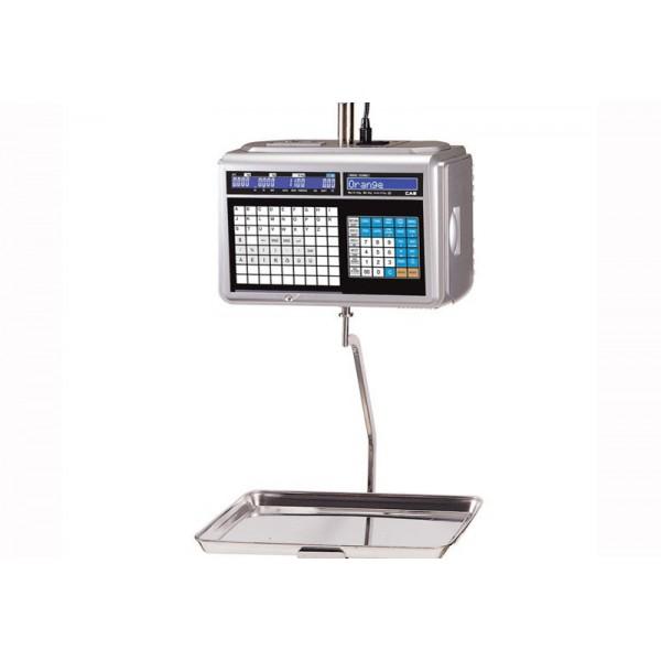 Весы торговые CAS CL5000J-IH до 15 кг, с печатью этикеток, подвесные