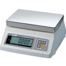Весы фасовочные CAS SW-2D 2 кг 0.5/1 г