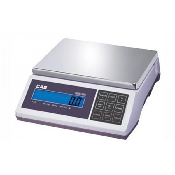 Весы фасовочные CAS ED-3 до 3 кг; дискретность 0,5/1 г