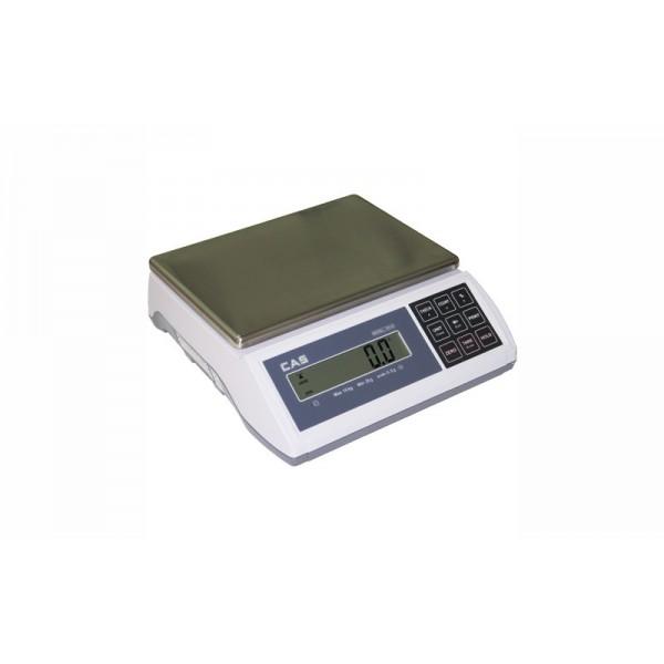 Весы фасовочные CAS ED-15H до 15 кг; дискретность 0,5 г