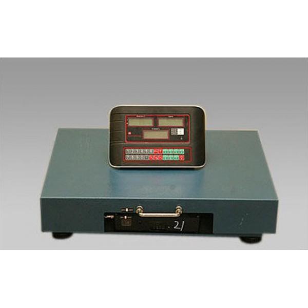 Весы товарные Олимп TCS-R3-600 (500х600 мм, 600 кг), с радиоканалом