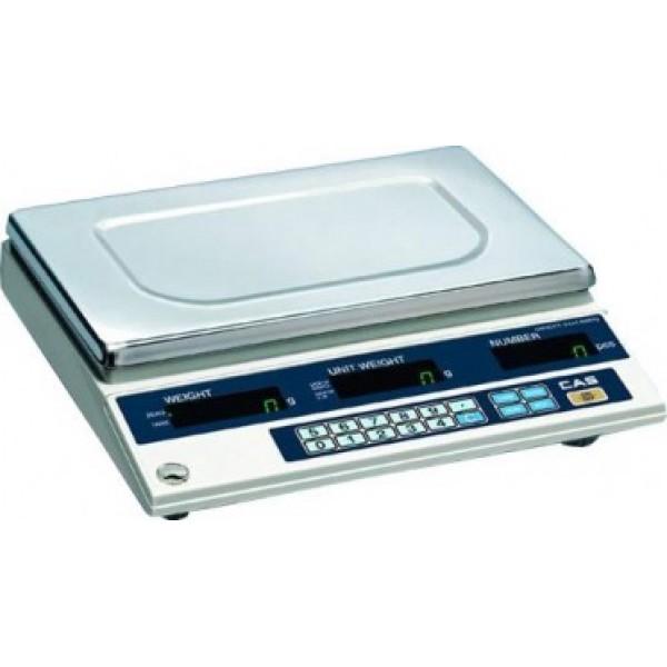 Весы счетные CAS CS 2,5 до 2,5 кг, дискретность 0,5 г