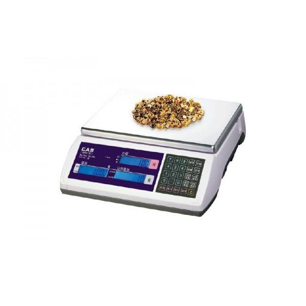 Весы счетные CAS EC-3 до 3 кг, дискретность 0.5 г
