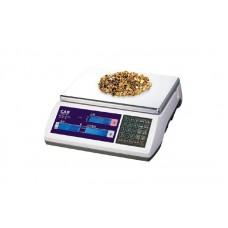 Весы счетные CAS EC-15 до 15 кг, дискретность 2 г
