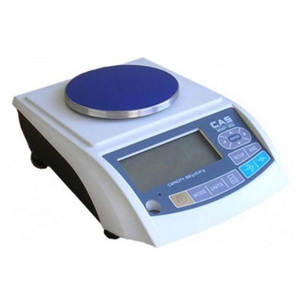 Весы лабораторные CAS MWP-150 до 150 г, дискретность до 0,005 г