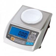 Весы лабораторные CAS MWP-300 до 300 г, дискретность до 0,01 г