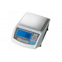 Весы лабораторные CAS MWP-1200 до 1200 г, дискретность до 0,02 г