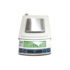 Настольные электронные лабораторные весы для лабораторий CAS CUX-420H до 420 г с точностью 0,001 г; платформа из нержавеющей стали