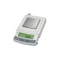 Лабораторные (аналитические) весы с платформой из нержавеющей стали CAS CUX-6200H до 6200 г с точностью 0,01 г для научных лабораторий