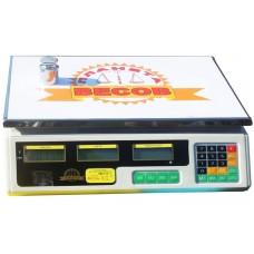 Торговые электронные весы Планета весов ПВП-Т-1-40-А9 (до 40кг, точность 5г)