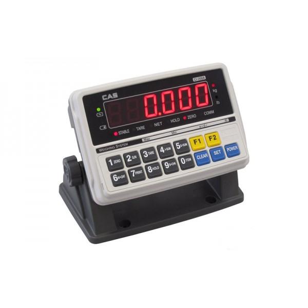 Весовой индикатор для платформенных весов CAS CI-200A