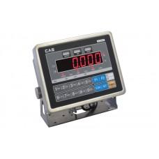 Недорогой процессор с режимом дозирования CAS CI-200SC для платформенных весов Hercules