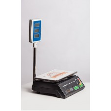 Торговые электронные весы Планета весов ПВП-Т-1-40-D1, СТ (до 40кг, точность 5г)