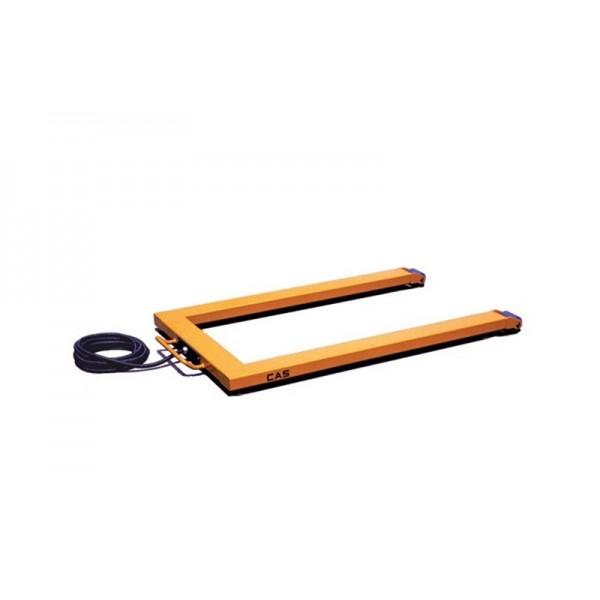 Паллетные П-образные весы CAS UFS-2 до 2000 кг; (1200x800x90 мм)