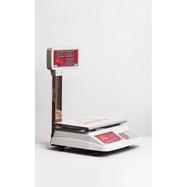 Торговые электронные весы Планета весов ПВП-Т-1-40-768D, СТ (до 40кг, точность 5г)