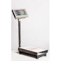 Напольные товарные электронные весы Планета весов ПВП-300-TCS-B, 40х50 (до 300кг, точность 50г)