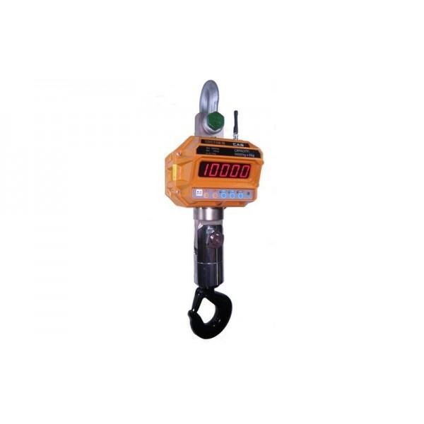 Весы крановые CAS Caston III 10 THD до 10 т, дискретность 5000 г