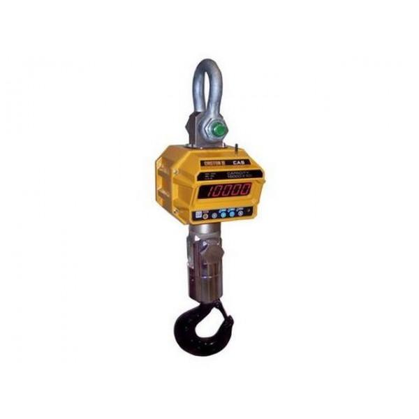 Весы крановые CAS Caston III 50 THD до 50 т, дискретность 20 кг