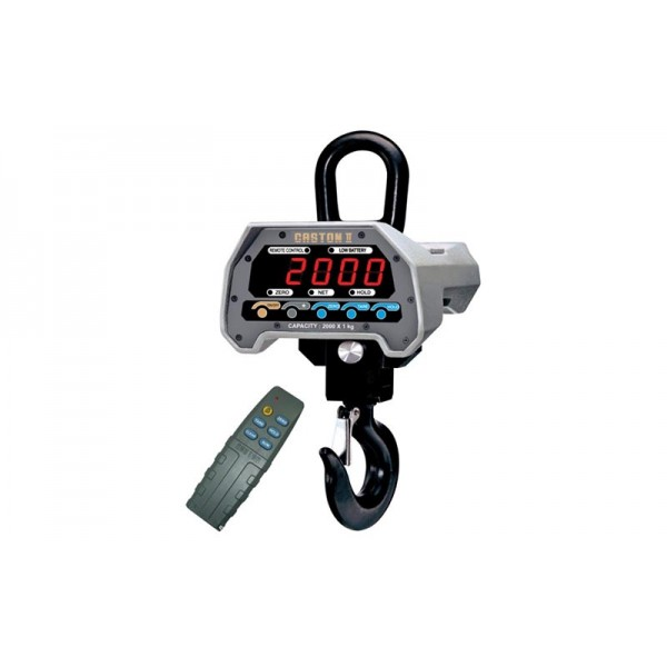 Весы крановые Caston II 1 THB до 1000 кг, дискретность 500 г