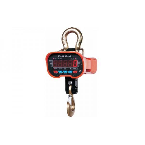 Электронные крановые весы Caston I (THZ) 5000 кг, НПВ: 5000 кг, точность 2000 г для работы на улице