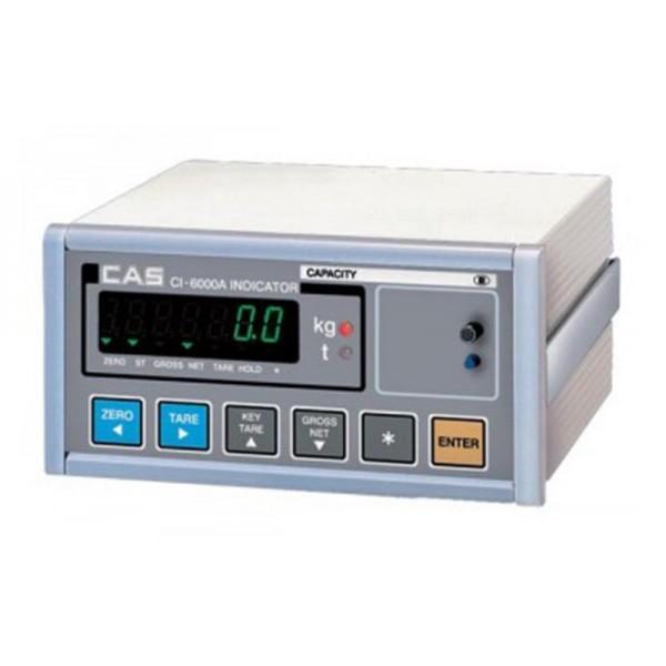 Весовой индикатор промышленного класса CAS CI-6000A