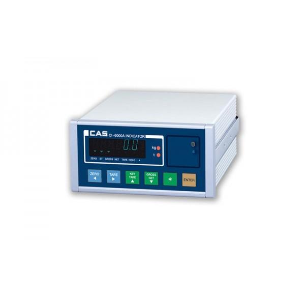 Весовой индикатор CAS CI-6000A1 с функцией дозирования