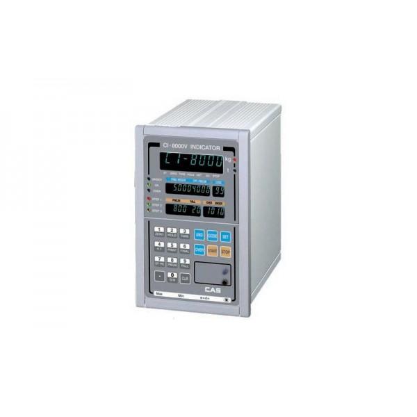 Промышленный многофункциональный весовой терминал CAS CI-8000V
