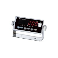 Весовой индикатор со светодиодным дисплеем CAS NT-200A с пластиковым корпусом