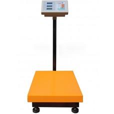 Весы товарные электронные напольные Планета весов ПВП-600, 60х80 (до 600кг, точность 200г)