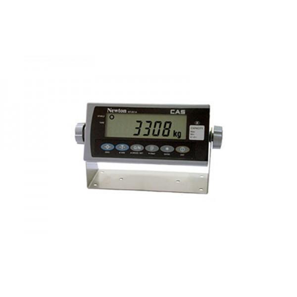 Весовой индикатор с режимом дозирования CAS NT-201A (пластиковый корпус)