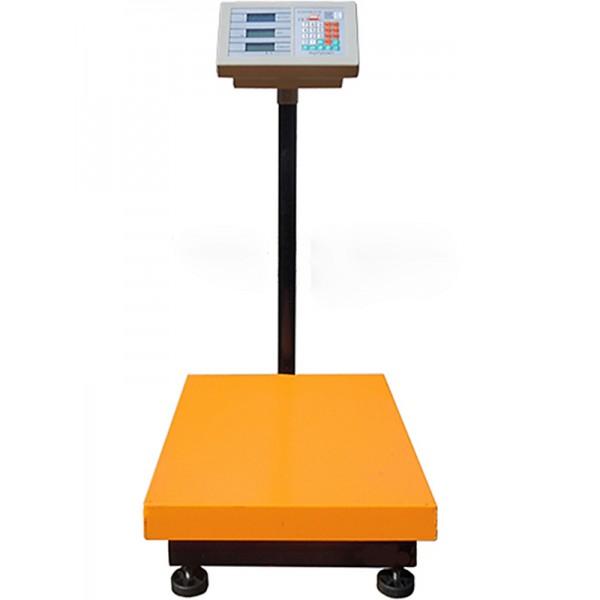 Напольные товарные электронные весы Планета весов ПВП-1000, 60х80 (до 1000кг, точность 500г)