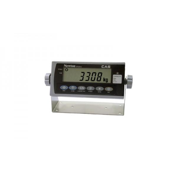 Весовой индикатор со счетным режимом CAS NT-201S с корпус из нержавеющей стали